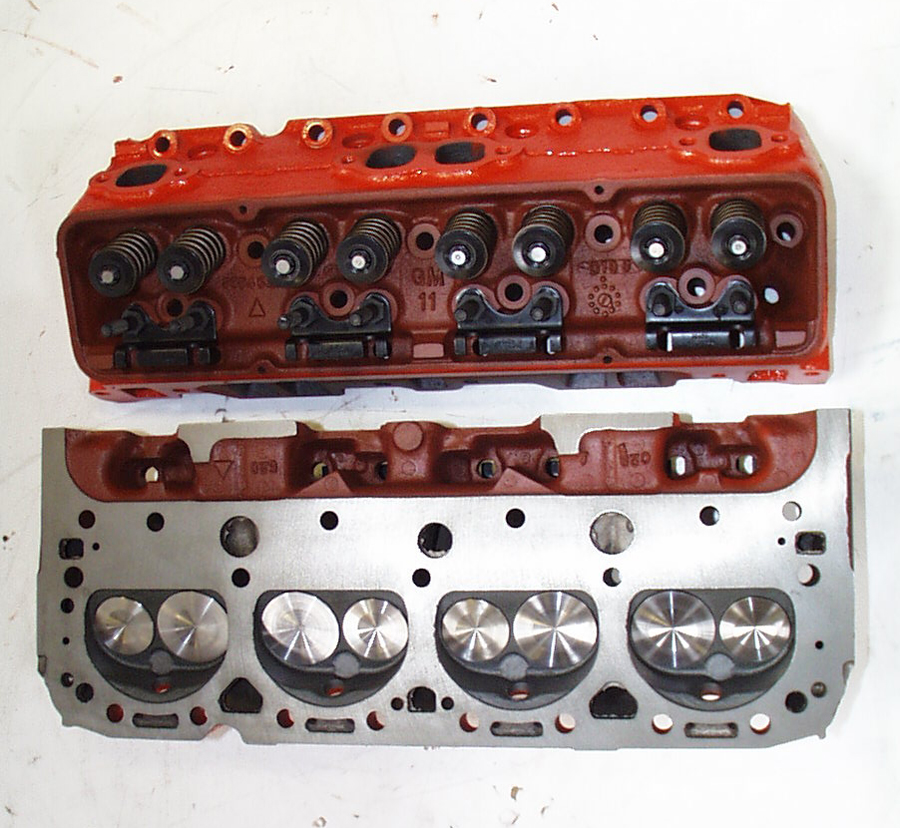 283 327 CHEVROLET 60CC CYLINDER HEAD SPECIAL POWER PACK